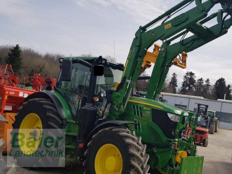 Traktor типа John Deere 6145 R, Gebrauchtmaschine в Hochmössingen (Фотография 1)