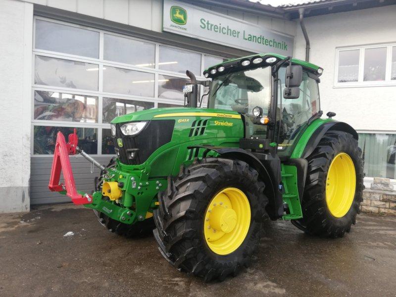 Traktor типа John Deere 6145R / 6145 R *Vorführer*, Gebrauchtmaschine в Günzach (Фотография 1)