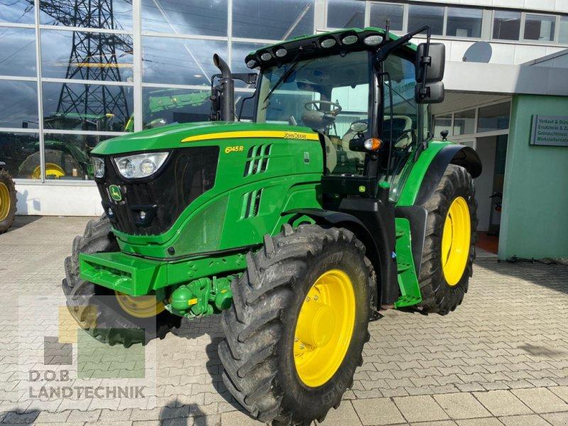 Traktor des Typs John Deere 6145R DIRECTDRIVE, Gebrauchtmaschine in Regensburg (Bild 1)