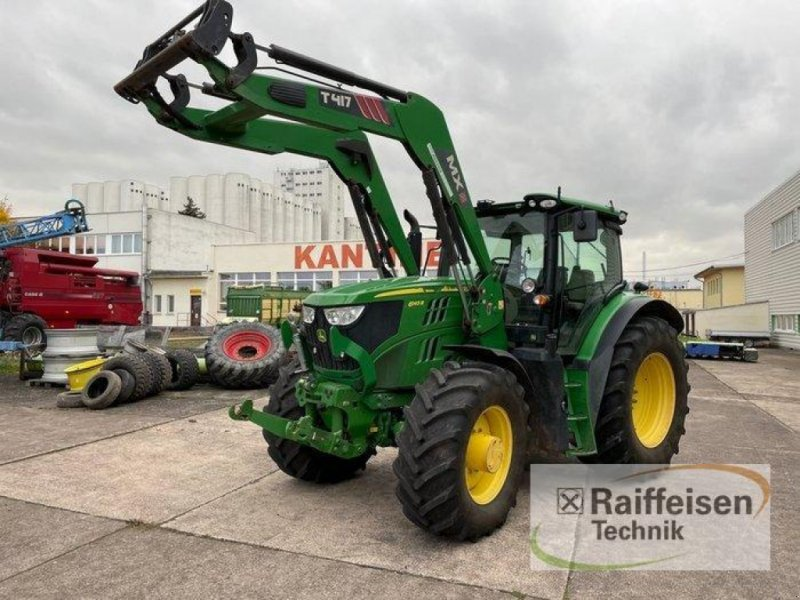 Traktor типа John Deere 6145R, Gebrauchtmaschine в Ebeleben (Фотография 1)