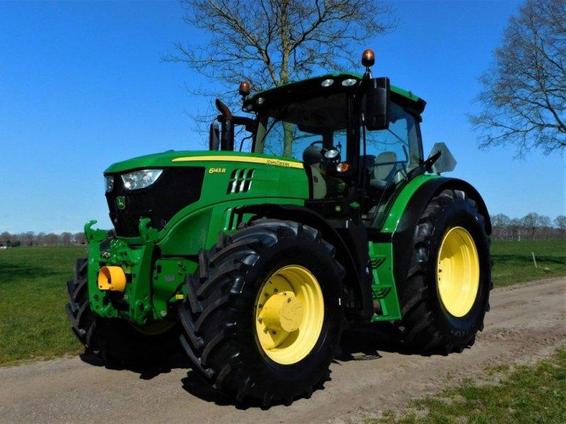 Traktor типа John Deere 6145R, Gebrauchtmaschine в Staphorst (Фотография 1)