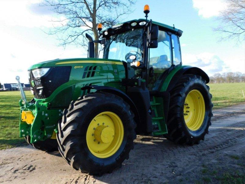 Traktor a típus John Deere 6145R, Gebrauchtmaschine ekkor: Staphorst (Kép 1)