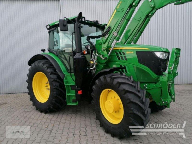 Traktor des Typs John Deere 6145R, Gebrauchtmaschine in Wildeshausen (Bild 1)