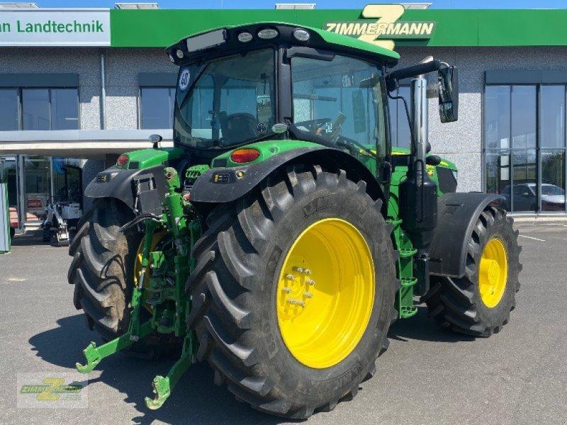 Traktor des Typs John Deere 6145R, Vorführmaschine in Euskirchen (Bild 4)
