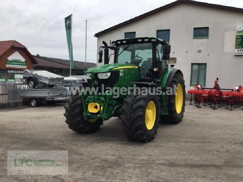 Traktor des Typs John Deere 6145R, Vorführmaschine in Kirchdorf (Bild 1)