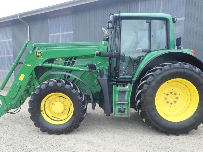 Traktor типа John Deere 6150 M, Gebrauchtmaschine в Viborg (Фотография 1)