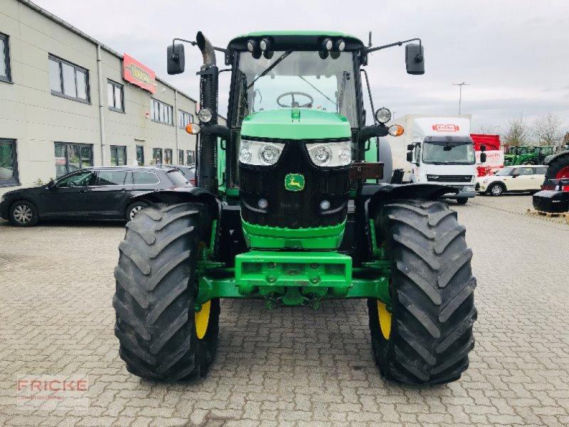 Traktor типа John Deere 6150 M, Gebrauchtmaschine в Demmin (Фотография 13)