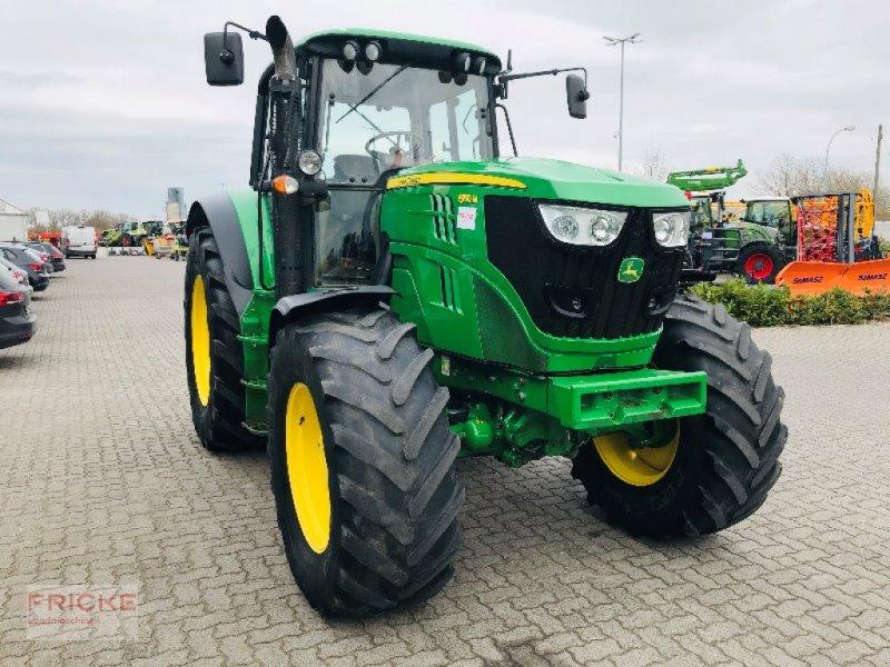 Traktor типа John Deere 6150 M, Gebrauchtmaschine в Demmin (Фотография 12)