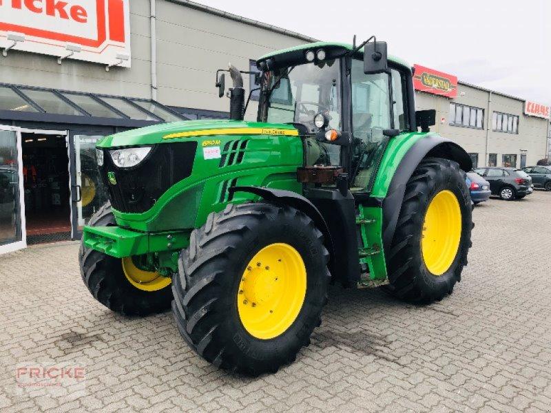 Traktor типа John Deere 6150 M, Gebrauchtmaschine в Demmin (Фотография 1)