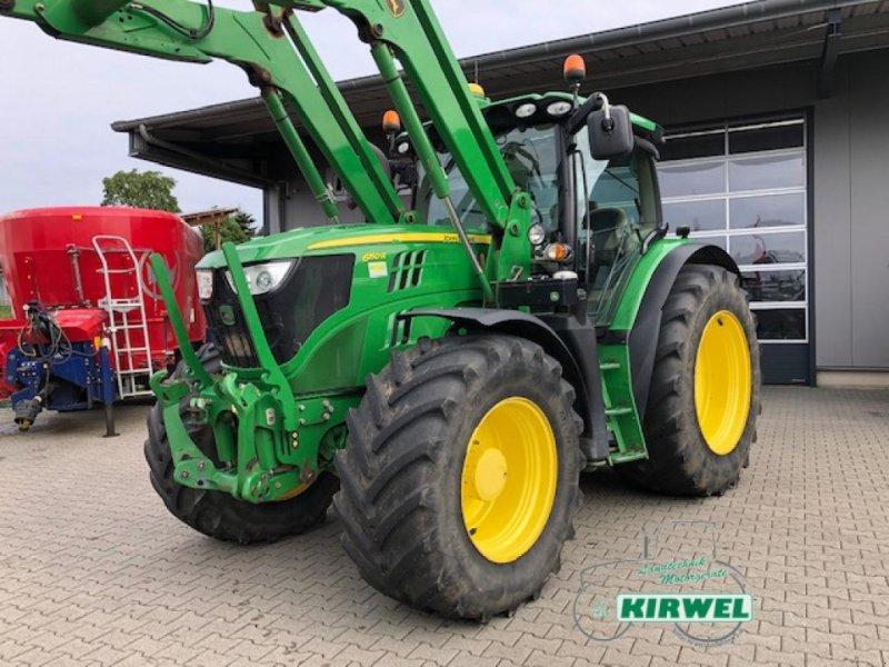 Traktor des Typs John Deere 6150 R Premium, Gebrauchtmaschine in Blankenheim (Bild 1)