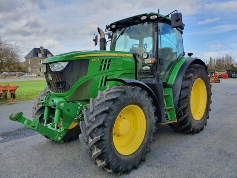 Traktor типа John Deere 6150 R, Gebrauchtmaschine в DOMFRONT (Фотография 1)
