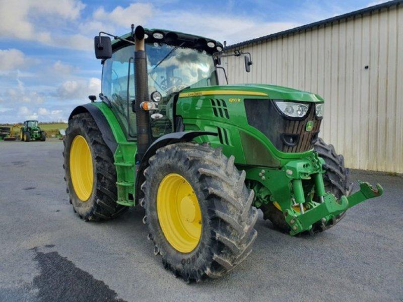 Traktor типа John Deere 6150 R, Gebrauchtmaschine в DOMFRONT (Фотография 4)