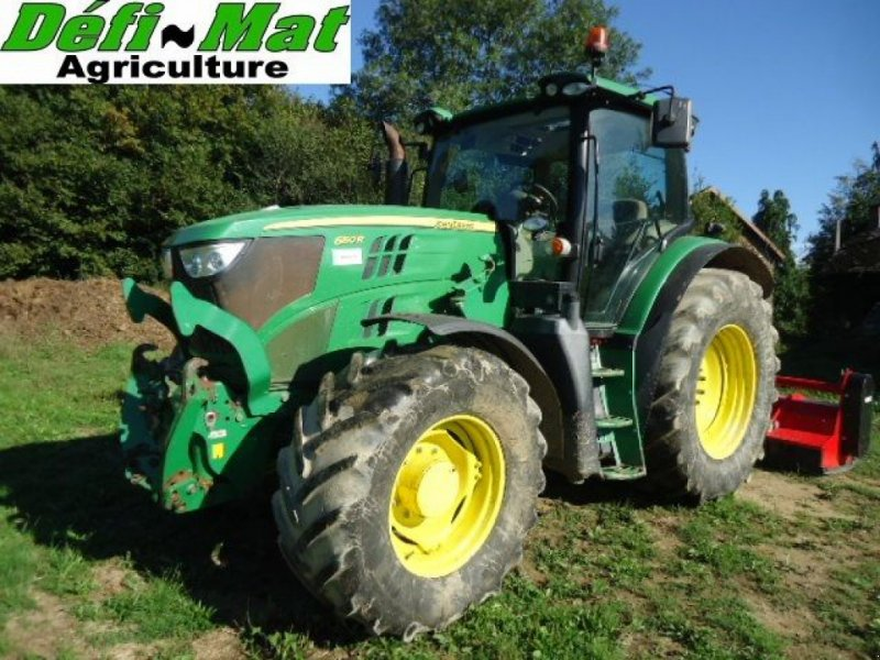 Traktor tipa John Deere 6150 R, Gebrauchtmaschine u UZERCHE (Slika 1)