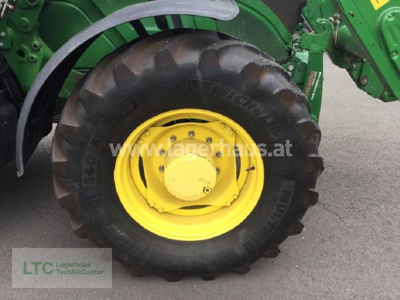 Traktor типа John Deere 6150 R, Gebrauchtmaschine в Kalsdorf (Фотография 20)