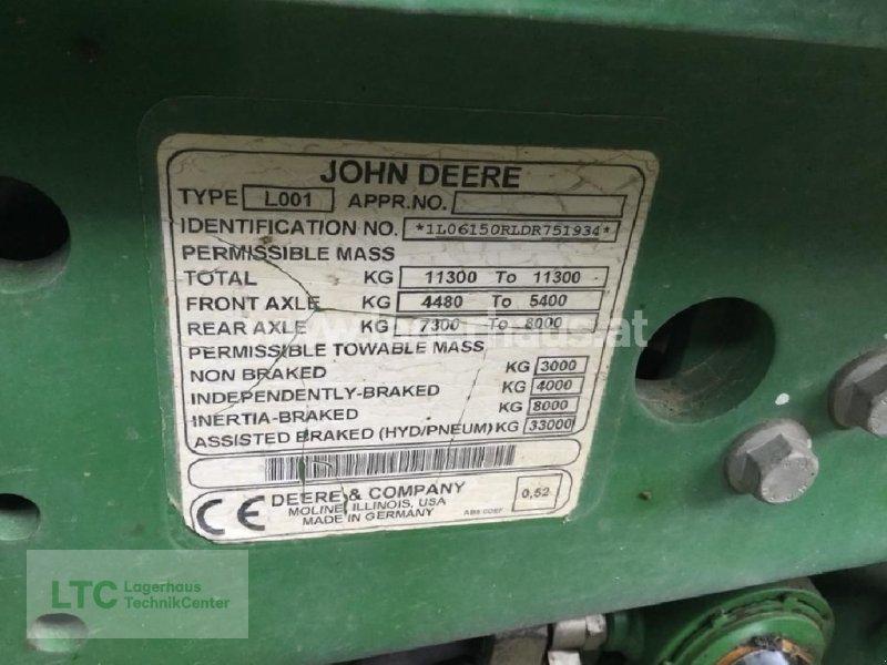 Traktor типа John Deere 6150 R, Gebrauchtmaschine в Kalsdorf (Фотография 15)