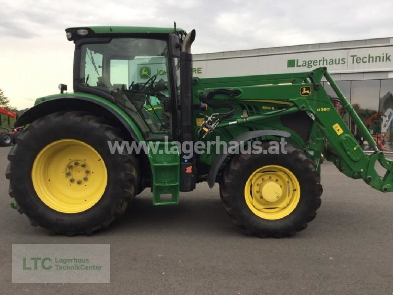 Traktor типа John Deere 6150 R, Gebrauchtmaschine в Kalsdorf (Фотография 4)
