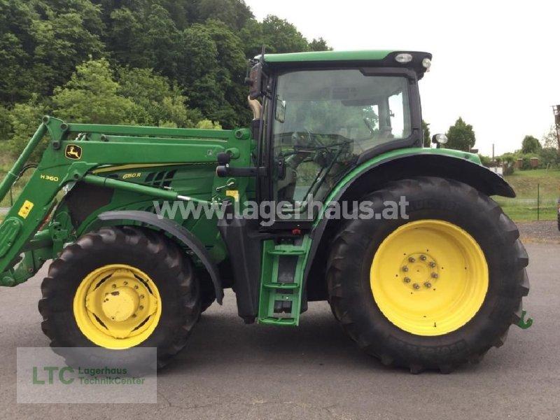 Traktor типа John Deere 6150 R, Gebrauchtmaschine в Kalsdorf (Фотография 10)