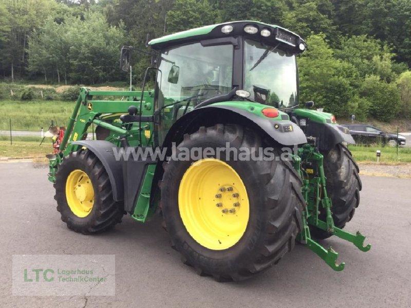 Traktor типа John Deere 6150 R, Gebrauchtmaschine в Kalsdorf (Фотография 9)