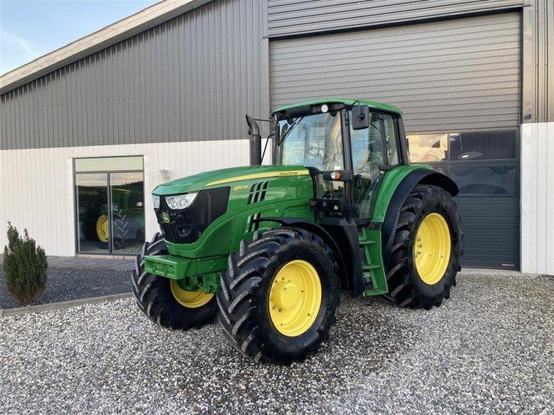 Traktor типа John Deere 6150M TLS Krybegear kun 954 timer!, Gebrauchtmaschine в Thorsø (Фотография 1)