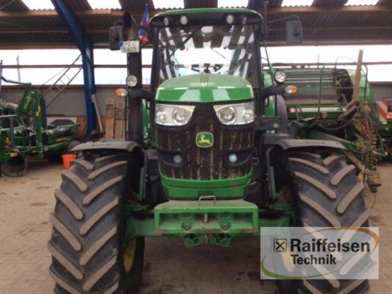 Traktor des Typs John Deere 6150M, Gebrauchtmaschine in Kisdorf (Bild 1)