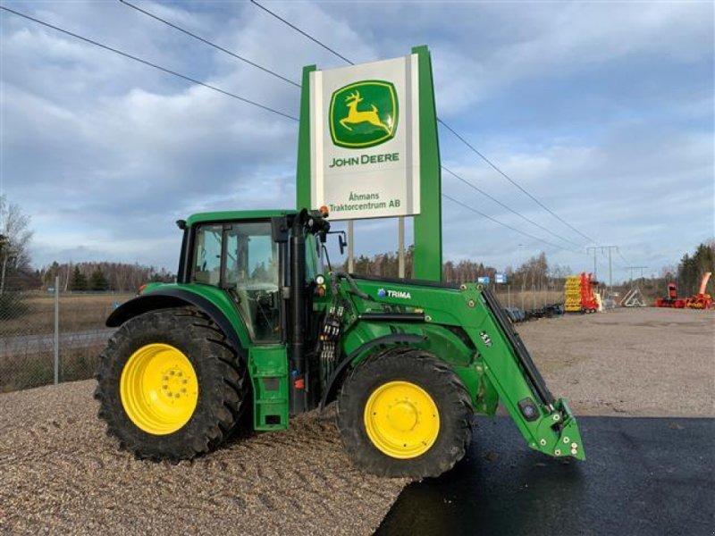 Traktor типа John Deere 6150M, Gebrauchtmaschine в  (Фотография 1)