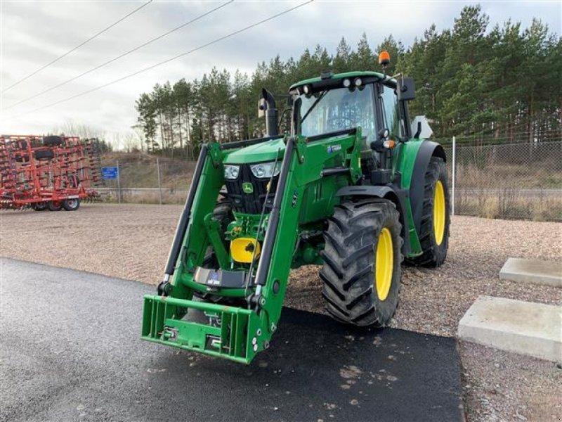 Traktor типа John Deere 6150M, Gebrauchtmaschine в  (Фотография 4)