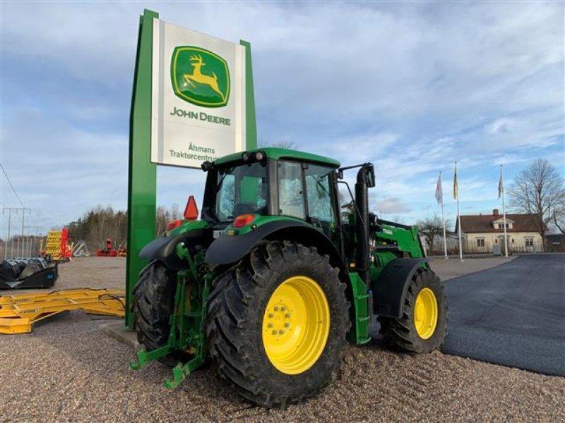 Traktor типа John Deere 6150M, Gebrauchtmaschine в  (Фотография 2)