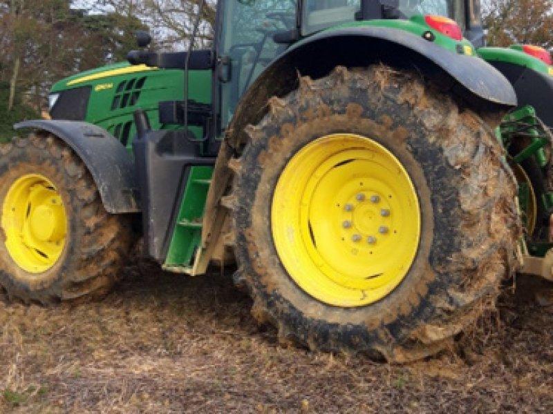 Traktor типа John Deere 6150M, Gebrauchtmaschine в Realmont (Фотография 2)