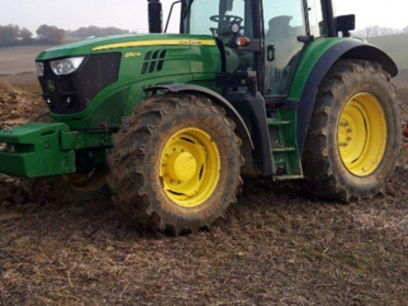 Traktor типа John Deere 6150M, Gebrauchtmaschine в Realmont (Фотография 1)