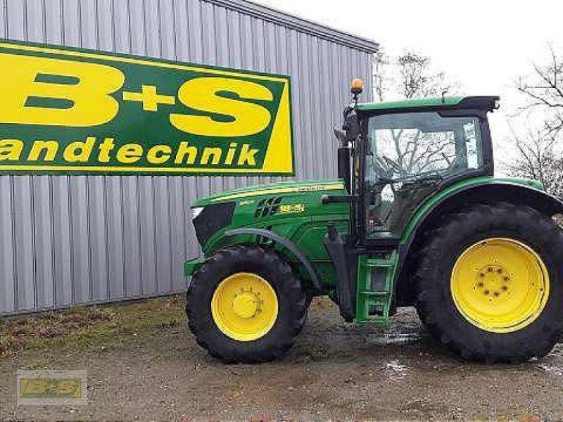 Traktor типа John Deere 6150R ALLRADTRAKTOR, Gebrauchtmaschine в Neustadt (Dosse) (Фотография 1)