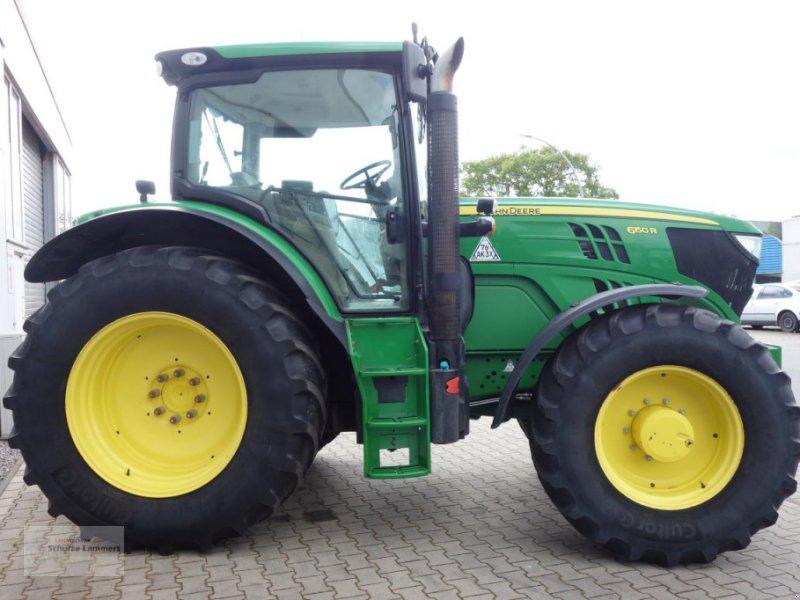 Traktor типа John Deere 6150R AQ+ TLS, Gebrauchtmaschine в Borken (Фотография 4)