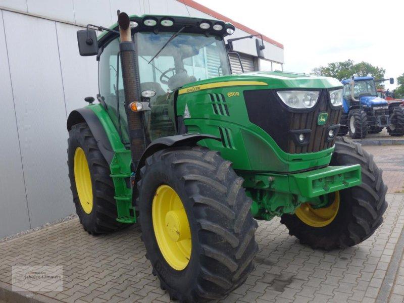 Traktor типа John Deere 6150R AQ+ TLS, Gebrauchtmaschine в Borken (Фотография 2)