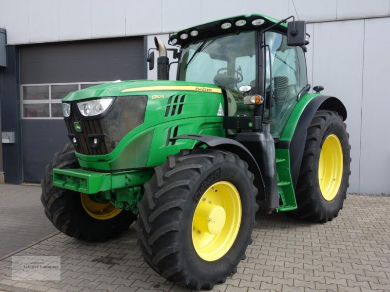 Traktor типа John Deere 6150R AQ+ TLS, Gebrauchtmaschine в Borken (Фотография 1)