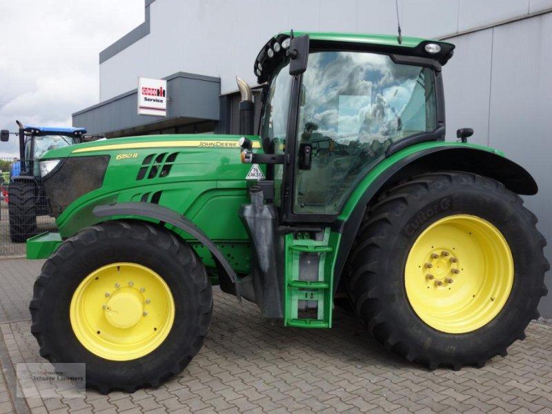 Traktor типа John Deere 6150R AQ+ TLS, Gebrauchtmaschine в Borken (Фотография 3)