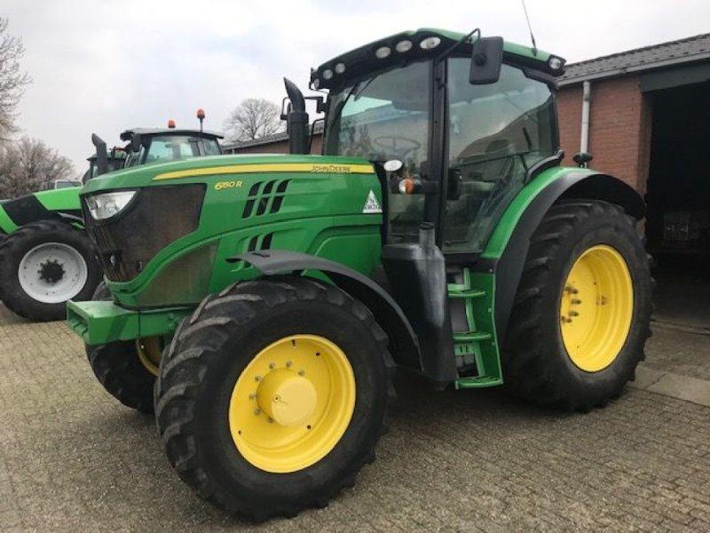 Traktor типа John Deere 6150R AQ, Gebrauchtmaschine в Lutten (Фотография 1)