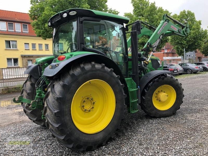 Traktor типа John Deere 6150R AutoPowr 50km/h mit Stoll Frontlader FZ50.1, Gebrauchtmaschine в Barsinghausen OT Gro (Фотография 3)