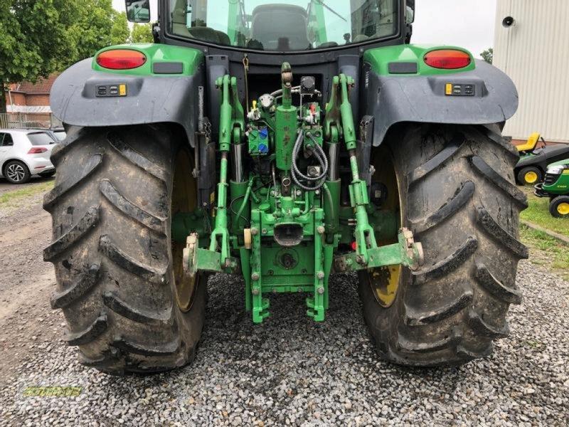 Traktor типа John Deere 6150R AutoPowr 50km/h mit Stoll Frontlader FZ50.1, Gebrauchtmaschine в Barsinghausen OT Gro (Фотография 6)