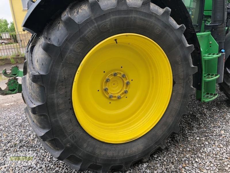 Traktor типа John Deere 6150R AutoPowr 50km/h mit Stoll Frontlader FZ50.1, Gebrauchtmaschine в Barsinghausen OT Gro (Фотография 8)