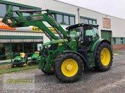 Traktor des Typs John Deere 6150R AutoPowr 50km/h mit Stoll Frontlader FZ50.1, Gebrauchtmaschine in Barsinghausen OT Gro