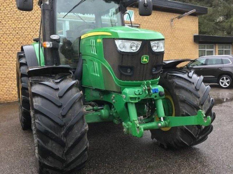 Traktor типа John Deere 6150R - AutoPowr Frontlift og Autotrackudstyr, Gebrauchtmaschine в Toftlund (Фотография 1)