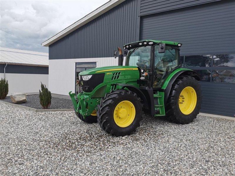Traktor типа John Deere 6150R TLS, Gebrauchtmaschine в Thorsø (Фотография 1)