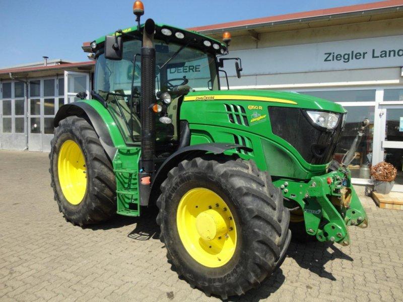 Traktor типа John Deere 6150R, Gebrauchtmaschine в Kandern-Tannenkirch (Фотография 1)