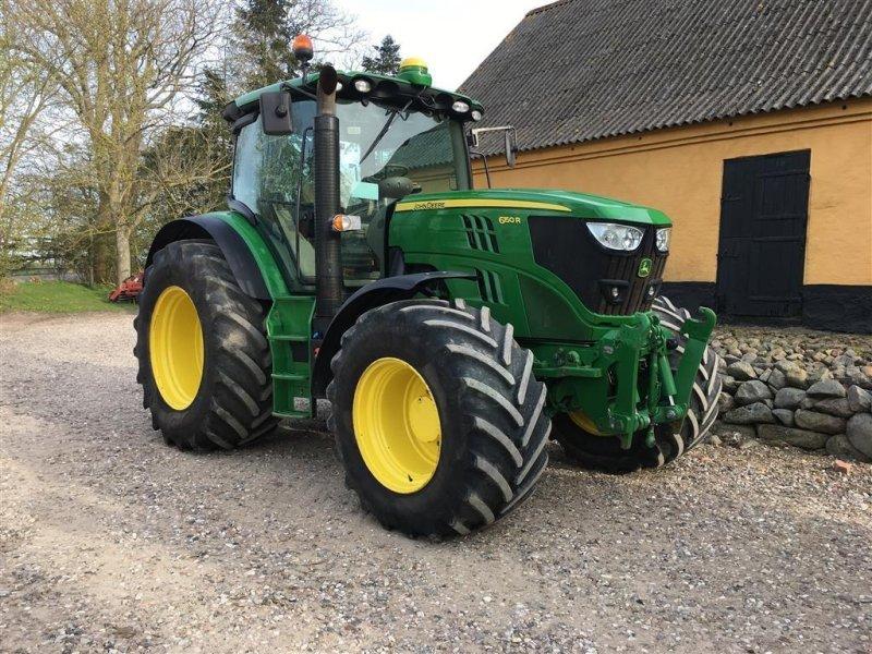 Traktor типа John Deere 6150R, Gebrauchtmaschine в Bredsten (Фотография 1)