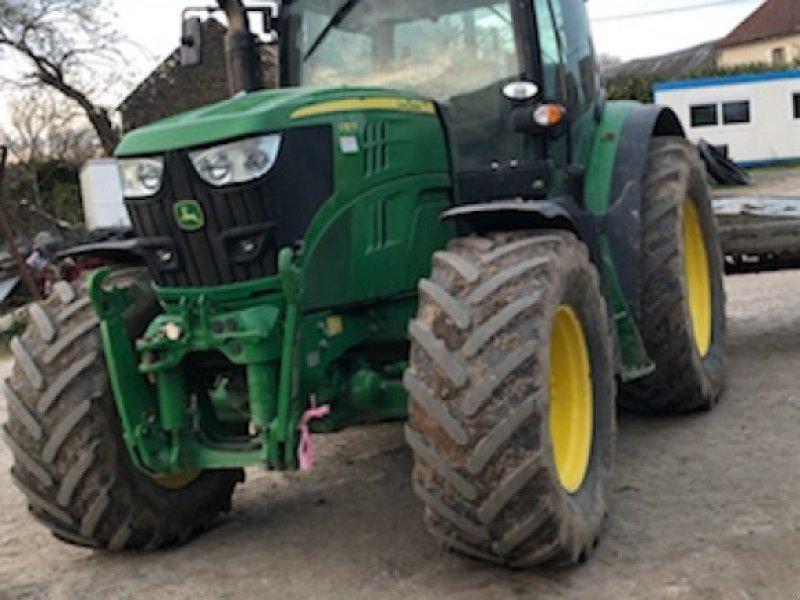Traktor типа John Deere 6150R, Gebrauchtmaschine в Gueret (Фотография 1)