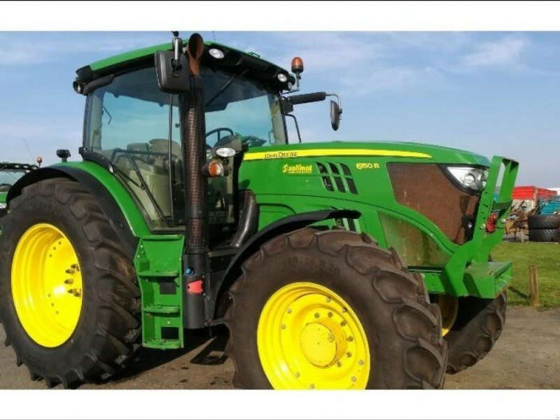 Traktor типа John Deere 6150R, Gebrauchtmaschine в Pencran (Фотография 1)