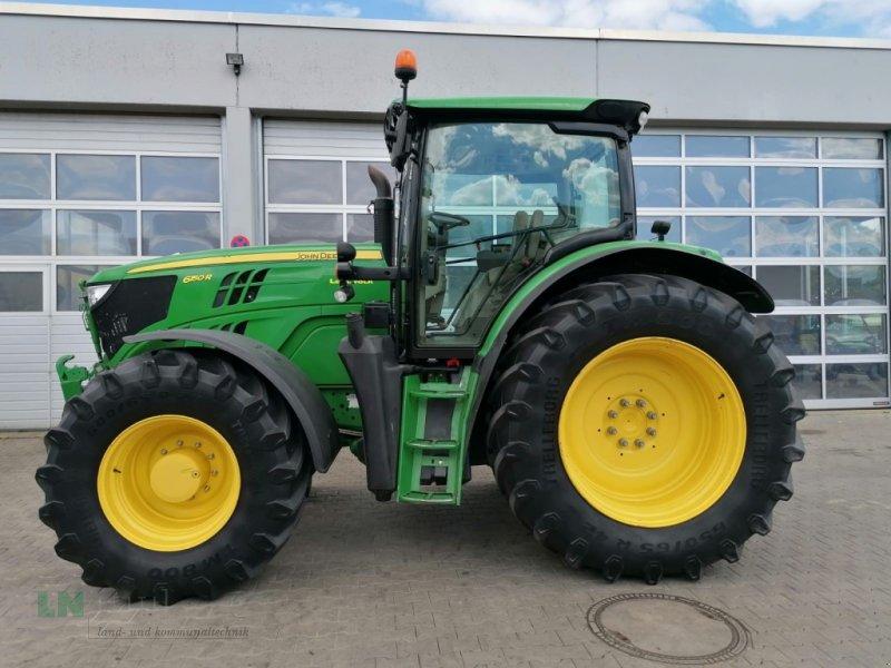 Traktor des Typs John Deere 6150R, Gebrauchtmaschine in Eggenfelden (Bild 1)