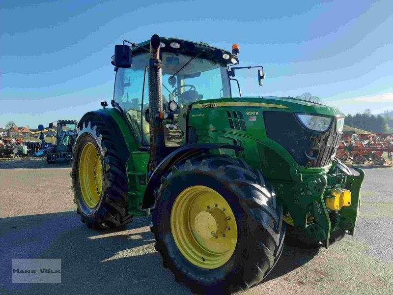 Traktor des Typs John Deere 6150R, Gebrauchtmaschine in Antdorf (Bild 6)