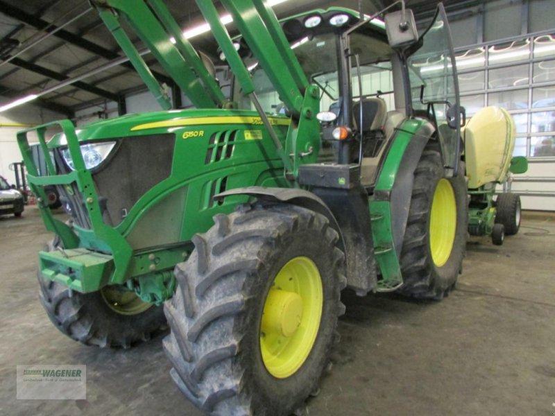Traktor tip John Deere 6150R, Gebrauchtmaschine in Bad Wildungen-Wega (Poză 1)
