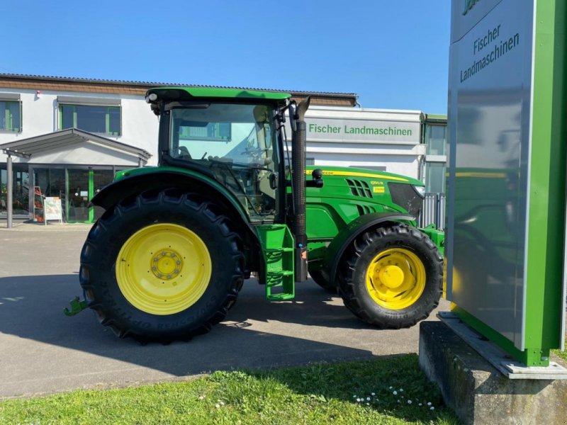 Traktor типа John Deere 6150R, Gebrauchtmaschine в Niederkirchen (Фотография 7)