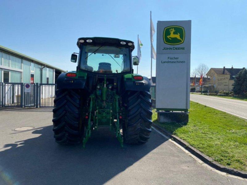 Traktor типа John Deere 6150R, Gebrauchtmaschine в Niederkirchen (Фотография 5)